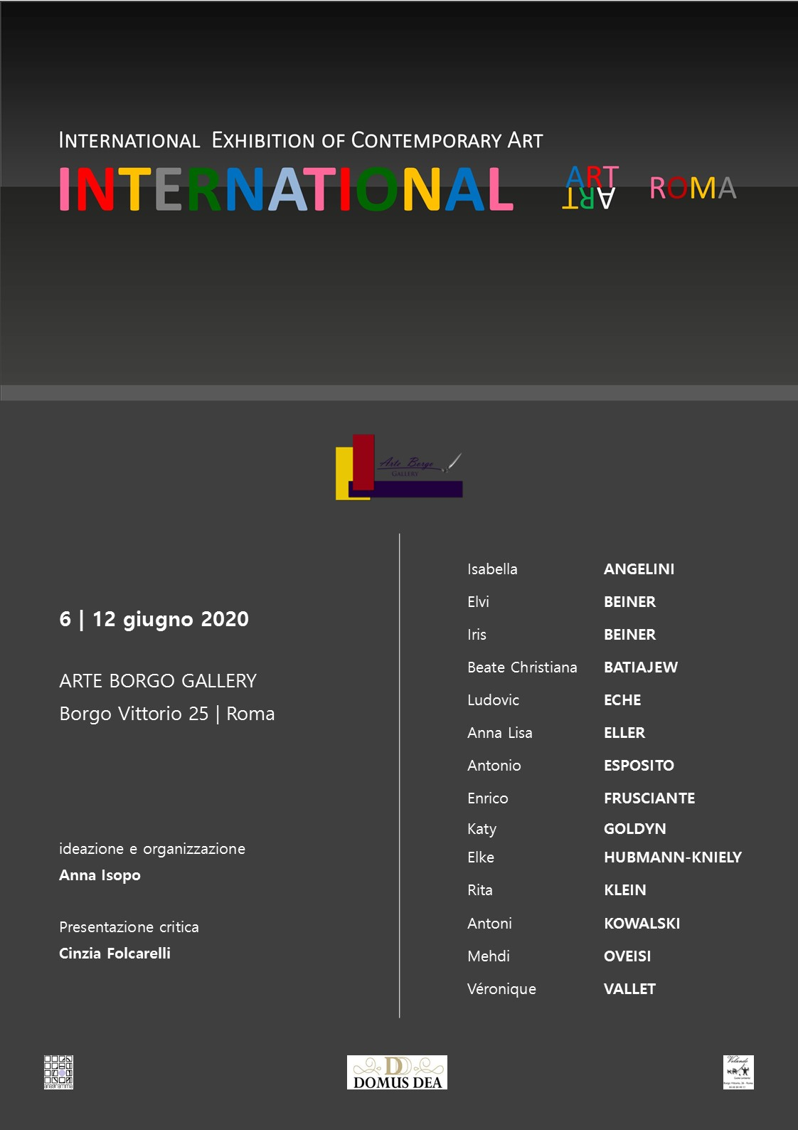 International Art Roma